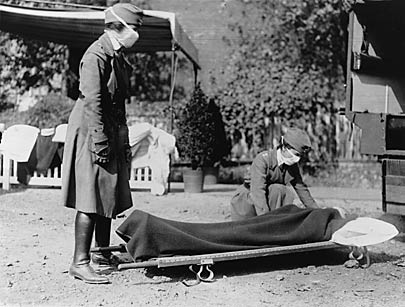 Influenza epidemic of 1918-1919