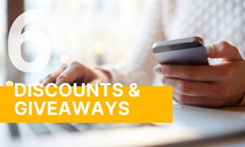 discounts-giveaways